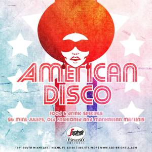 American Disco Party